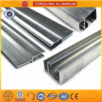 Shining Decorative Durable Anodized Aluminum Window Frames Salt - Tolerant Manufactures