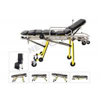 Multi Functional Folding Ambulance Trolley Stretchers Chair For Hospitals Manufactures