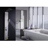 5 Functions Overhead Shower Panel , ROVATE Tub And Shower Panels ODM / OEM Manufactures