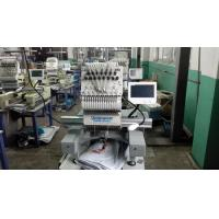 Fast Speed Single Head Embroidery Machine Big Emb. Area 560x370mm Manufactures