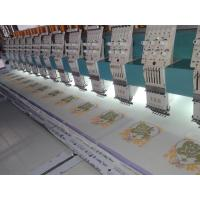 Tai Sang Embro embroidery machine Vista Model 615( 6 needles 15 heads high speed embroidery machine) Manufactures