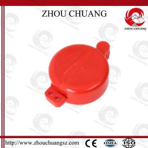ZC-M21 Cylinder Tank Lockout / Cylinder Safety Lockouts Manufactures