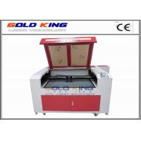 Buy cheap RD control system Laser engraving and cutting machine GK-1290 working size from wholesalers