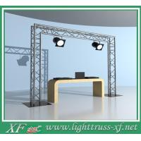 Professional Aluminum Stage Truss for Exhibition Booth Events , T6-6082 aluminum Manufactures