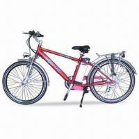 EEC Approved Lithium Battery Electric Bike, Alloy Aluminum Frame Manufactures