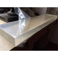 50mm Thick Mitsubishi PMMA Acrylic Sheet Clear with SGS / CE / Rosh / UL Manufactures