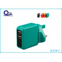AC / DC Power USB Travel Charger , Micro Usb Travel Qualcomm Quick Charger Manufactures