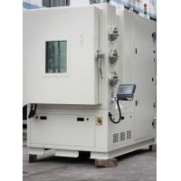 Hot Cold Constant Temperature Humidity Chamber ≤5%Pressure Fluctuation Smooth Walls Manufactures