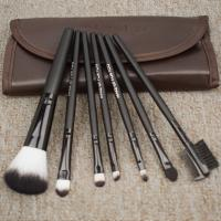 China Natural Goat Hair Makeup Brush Set Incredibly Soft Private Labels Accepted on sale