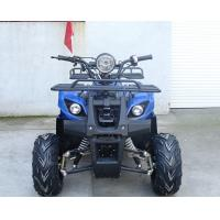 110mL Semi - Automatic Youth Racing ATV With Front Drum Brake / Rear Disc Brake Manufactures