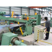 Hot Rolled Stainless Steel Slitting Machine High Grade Thickness 6-20mm 0-60m/Min