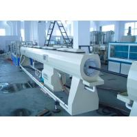 Steel Wire Reinforcing PVC Pipe Extrusion Machine in china  for sale Manufactures