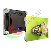Commercial Advertising HD LED Display Ph 2.5mm Floor Standing Black SMD 1010 Manufactures