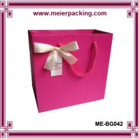 Handmade paper bag/Luxury gift paper bags for wholesale ME-BG042 Manufactures