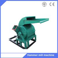 Livestock poultry hammer mill machine for making pellets Manufactures