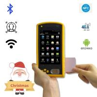 Best Products 5 inch Android 4G 2+16g  Data Collection Terminal with Fingerprint Scanner Manufactures