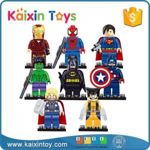 building blocks hot toys for kids minifigures online Manufactures