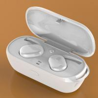 China TWS Bluetooth Earphone 5.0 wireless sports earphones Touch Control Ear Stereo Bluetooth Headset with Charging box on sale