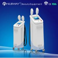 Nubway hot sale distributor wanted IPL SHR 3 system in 1 machine