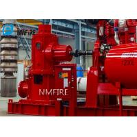 UL Listed Vertical Turbine Fire Pump 2000 gpm @ 175 psi  PSI Fire Fighting Pump Manufactures