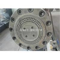 China PET Bottle Plastic Granules Machine Plastic Granule Pellet Making Machine on sale