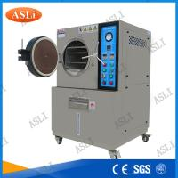 Pressure Aging Test HAST Chamber , Programmable HAST Pressure Cooker test Manufactures