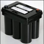 6-SPB-25 12V 25ah 12V25ah Spiral Battery Manufactures