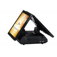 Sensitive Touch Screen 2 Touch POS System 4G Intel Celeron 1037U 1.8 GHz CPU Manufactures