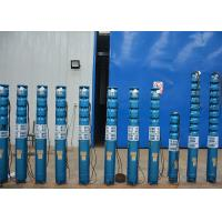 Quality 10 Inches 75 90 110 Kw Motor Deep Well Submersible Pump , Electric Water Pump for sale