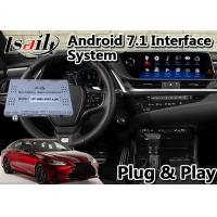 China Touchpad Control Navigation Video Interface For Lexus ES300H ES 300h 2019-2020 on sale