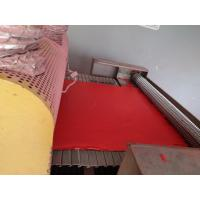 Epoxy Polyester Red Color Powder Coating Powder For Aluminium Profile Manufactures