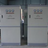 200KW IGBT medium frequency Induction heating machine with a forging furnace Manufactures