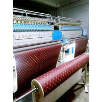 380V 5.5 KW Industrial Embroidery Machines 26 Heads With Less Stitch Skip Manufactures