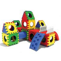 China Customed Colorful Outdoor Plastic Toy Building Block for Kids A-19702 on sale