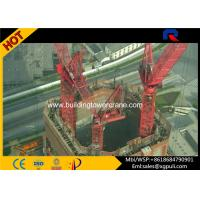 Inside Climbing Building Tower Crane , Mobile Tower Crane Inner Erecting Type Manufactures
