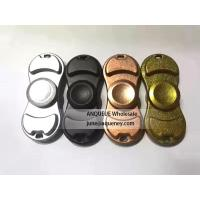 The most popular in USA decompression alloy hand spinner fidget toys,5 different color or custom Manufactures