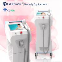 long using life 20 million shots 10HZ permanent 810 diode laser hair removal beauty device Manufactures