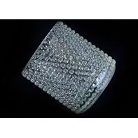 home deco Custom nail glass candle holders Manufactures