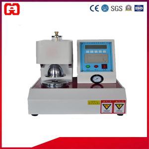 Bursting Strength Testing Machine GAG-P612 Gaoge-tech, China Manufactures