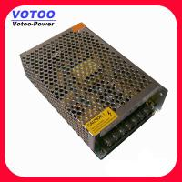LED CCTV AC Switching Power Supply 12V 150W , AC DC Regulated Power Supply Manufactures