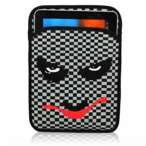 China Soft Lightweight Neoprene Ipad Sleeve Black For Ipad Air / Ipad Mini on sale