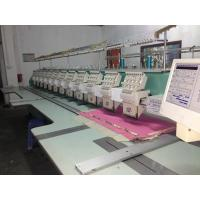 Portable Computer Controlled Embroidery Sewing Machine 0.1MM - 12.7MM Stitch Length Manufactures