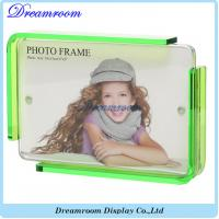 Waterproof Clear Acrylic Magnetic Photo Frame 5 6 7 Manufactures