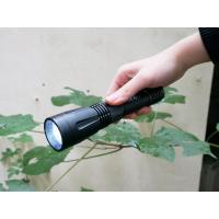 Quality 18650 Battery Rechargeable LED Flashlight Tactical Self Defense 6400K for sale