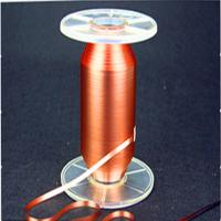 Natural Color Power Cable Accessories Rolled Copper Foil Wheat Pull Polyester Belt Manufactures