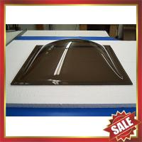 Polycarbonate shower dome,pc shower dome,PC skylight cover,light cover-great household and building products! Manufactures