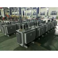 S11  35kV double winding without excitation voltage regulating power  transformer