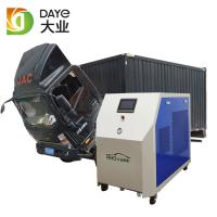 Power 7KW HHO Carbon Cleaning Machine Engine Fuel Injector Cleaning Type Manufactures