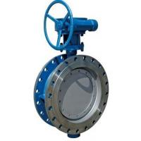 Butterfly Valve by manual Operator with Stainless Steel Material Manufactures