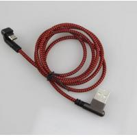 Sturdy Super Long 180 Degree Usb Cable Android Device Durable Braided Manufactures